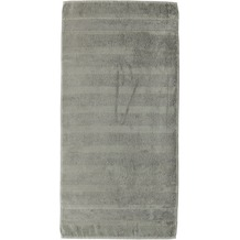 cawö Noblesse² Uni Handtuch graphit 50x100 cm