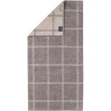 cawö Saunatuch graphit 80 x 200 cm