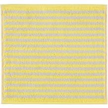 cawö Seiflappen lemon 30 x 30 cm