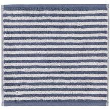 cawö Seiflappen nachtblau 30 x 30 cm