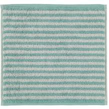 cawö Seiflappen seegrün 30 x 30 cm