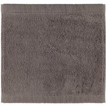 cawö Seiftuch graphit 30 x 30 cm