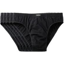 Ceceba Sport-Slip 5er Box black 5