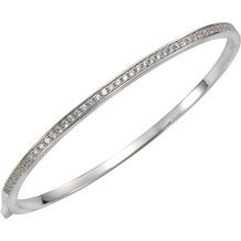 Celesta Silber Armschmuck 925/- Sterling Silber Zirkonia 925/- Sterling Silber Zirkonia weiß 9427