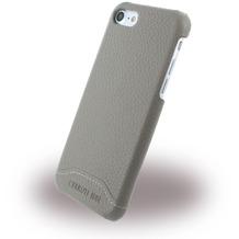 Cerruti 1881 Leder Hardcover - Apple iPhone 7 / 8 - Taupe