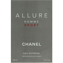 Chanel Allure Homme Sport Eau Extreme Edp Spray 100 ml