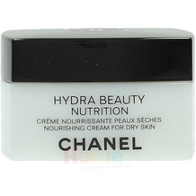Chanel Hydra Beauty Nutrition Nourishing Cream Dry To Very Dry Skin - Protective 50 gr