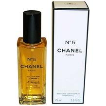 Chanel No 5 edt spray refill 50 ml