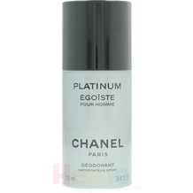 Chanel Platinum Egoiste Pour Homme Deo Spray 100 ml
