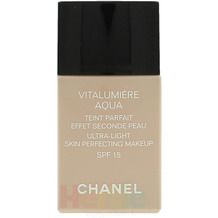 Chanel Vitalumiere Aqua Ultra-Light SPF15 #70 Beige 30 ml