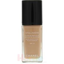 Chanel Vitalumiere Satin Smoothing Fluid SPF15 #25 Petale 30 ml