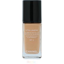 Chanel Vitalumiere Satin Smoothing Fluid SPF15 #40 Beige 30 ml