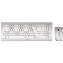 Cherry Tastatur-Maus-Set DW 8000 (JD-0310DE), weiß