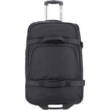 Chiemsee Premium Reisetasche 71 cm deep black