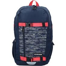 Chiemsee School Backpacks Rucksack 46 cm dk bl dk grey