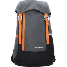 Chiemsee Trekking Backpack Rucksack 52 cm ebony