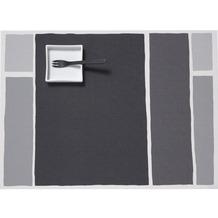 chilewich Tischset Maptone, grau - 2er Set