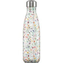 Chillys Isolierflasche Floral Meadow Blumenwiese 500ml