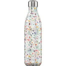 Chillys Isolierflasche Floral Meadow Blumenwiese 750ml