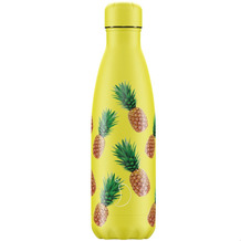 Chillys Isolierflasche New Icons Pineapple Ananas 500ml