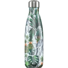 Chillys Isolierflasche Tropical Elephant Elefant 500ml