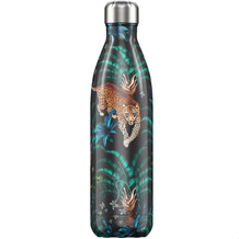 Chillys Isolierflasche Tropical Leopard 750ml
