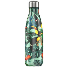 Chillys Isolierflasche Tropical Toucan Tukan 500ml