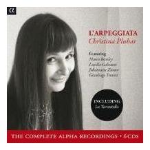 Christina Pluhar & LArpeggiata-Die ALPHA-Aufnah, CD