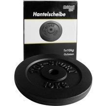 Christopeit Hantelscheibe 10,00 kg (Stück)