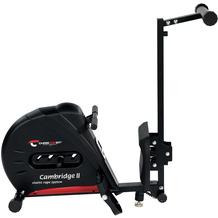 Christopeit Ruderzugmaschine Cambridge II Black Edition