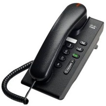 Cisco Unified IP Phone 6901 Slimline - VoIP-Telefon - SCCP - Anthrazit