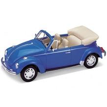 CK modelcars Welly 1:24 VW Käfer Cabrio offen