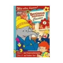 Benjamin Blümchen Classics 02 ... als Feuerwehrmann / ... auf hoher See. DVD [DVD]