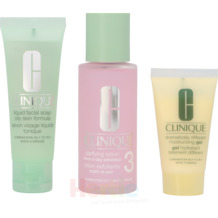 Clinique 3-Step Creates Great Skin Type 3 #03 Starter Kit 3 Stück