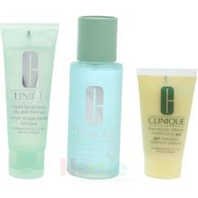 Clinique 3 Step Creates Great Skin #04 Starter Kit 3 Stück