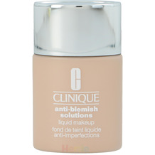 Clinique Anti-Blemish Solutions Liquid Make-Up #02 Fresh Ivory, Flüssige Foundation 30 ml