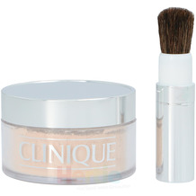 Clinique Blended Face Powder And Brush #08 Transparancy Neutral All skin types, Loser Puder 35 gr