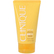 Clinique Body Cream Protection SPF40 High Protection - Appropriate For Sensitive Skin 150 ml
