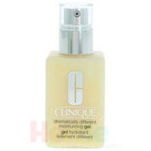 Clinique Dramatically Different Moisturizing Gel für Mischhaut/ Ölige Haut mit Pumpfunktion 125 ml