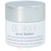 Clinique Even Better Skin Tone Corr. Moist. SPF20 Very Dry To Dry Combination - Gesichtscreme 50 ml