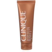 Clinique Self Sun Body Tinted Lotion Light/Medium - Oil Free, Selbstbräunungslotion 125 ml