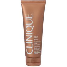 Clinique Self Sun Body Tinted Lotion Medium/Deep - Oil Free 125 ml