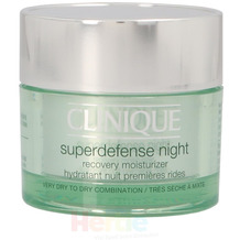Clinique Superdefense Night Recovery Moisturizer - 50 ml