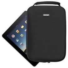 """Cocoon Innovations Cocoon Nolita Tablet Sleeve für iPad Air & Netbooks bis 10"""", Schwarz"""