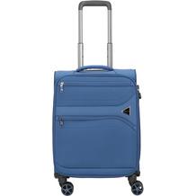 cocoono Devotion 4-Rollen Kabinentrolley 56 cm blau