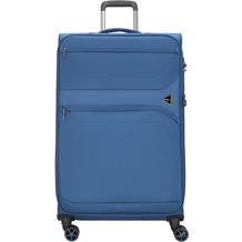cocoono Devotion 4-Rollen Trolley 79 cm blau