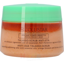 Collistar Anti-Age Talasso Scrub With Essential Oils, Blossom And Siciliam Citrus Fruits 700 gr