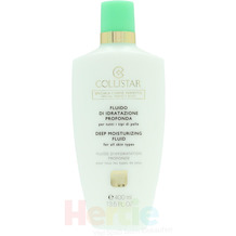 Collistar Deep Moisturizing Fluid All Skin Types 400 ml