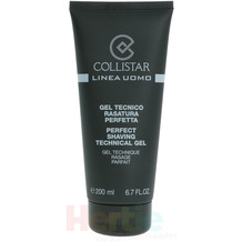 Collistar Linea Uomo Perfect Shaving Technical Gel Ideal To 'Design' Moustache, Sideburns And Goatees 200 ml