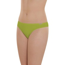 comazo Fairtrade Damen String kiwi 36